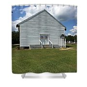 Rutledge Primitive Baptist Church Shower Curtain