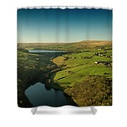 Ryburn Resrevoir Shower Curtain