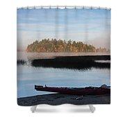 Sabao Morning Shower Curtain