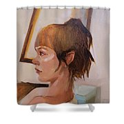 Sabine Shower Curtain