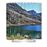 Sabrina Lake California Shower Curtain