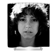 Sac City College Woman Shower Curtain