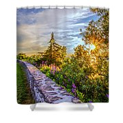 Sacket's Harbor Historic Battlefield Shower Curtain