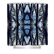 Sacred Grove 1 Shower Curtain