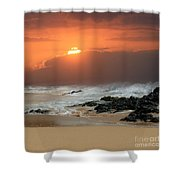 Sacred Journeys Song Of The Sea Shower Curtain
