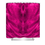 Sacred Light - 1100 Shower Curtain