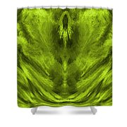 Sacred Light - 600 Shower Curtain