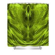 Sacred Light - 600 Shower Curtain
