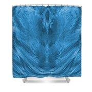 Sacred Light - 700 Shower Curtain