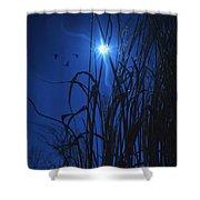 Sacred Moon... Shower Curtain