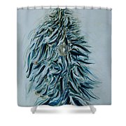 Sacred Plant Shower Curtain