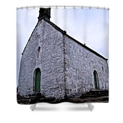 Sacred Simplicity Shower Curtain