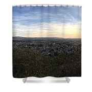 Sacromonte Shower Curtain