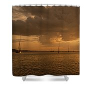Safe Anchorage - River Colne Shower Curtain