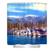 Safe Haven Shower Curtain