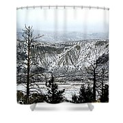 Sage Hills Shower Curtain