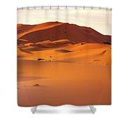 Sahara Dessert - Morocco Shower Curtain
