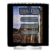 Sail Inn Shower Curtain
