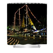 Sail Tampa Bay 2010 Shower Curtain