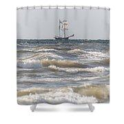 Sailin Home Shower Curtain