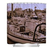 Sailing Anyone Shower Curtain