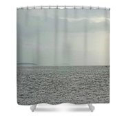 Sailing Out Of The Storm Shower Curtain
