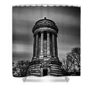 Sailors And Soldiers Monument Shower Curtain