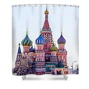 Saint Basils Cathedral Shower Curtain