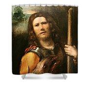 Saint George 1513 Shower Curtain