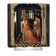 Saint Jerome (340-420) Shower Curtain