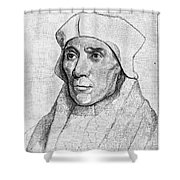Saint John Fisher Shower Curtain