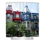Saint Louis Square 6 Shower Curtain