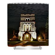 Saint Lukes East Hampton Shower Curtain