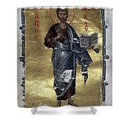 Saint Mark Shower Curtain by Granger