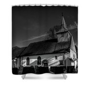 Saint Mary And All Saints Church Shower Curtain