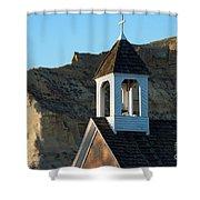 Saint Mary Catholic Church Shower Curtain