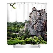 Saint Marys Church Shower Curtain