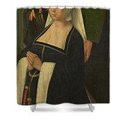 Saint Paul And A Donatrix Shower Curtain