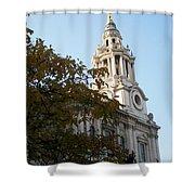 Saint Paul Church Shower Curtain