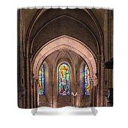 Saint Peter Of Montmartre Shower Curtain
