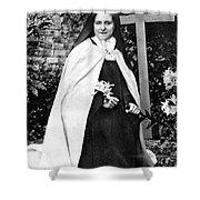 Saint Therese De Lisieux Shower Curtain