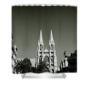Saint Vincent De Paul Marseille Shower Curtain