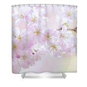 Sakura Blossom Shower Curtain