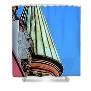 Salem Architecture 3874 Shower Curtain