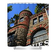 Salem Storefront 3882 Shower Curtain