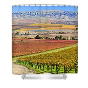 Salinas Valley Shower Curtain