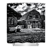 Salisbury Ct Shower Curtain