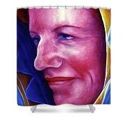 Sally Shower Curtain