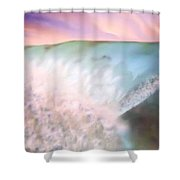 Salty Seduction Shower Curtain