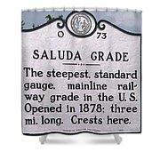 Saluda Grade Shower Curtain